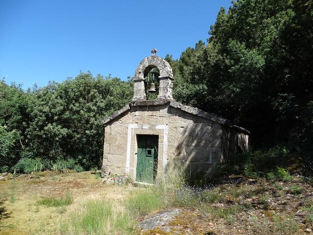 Capilla en San Cosmede