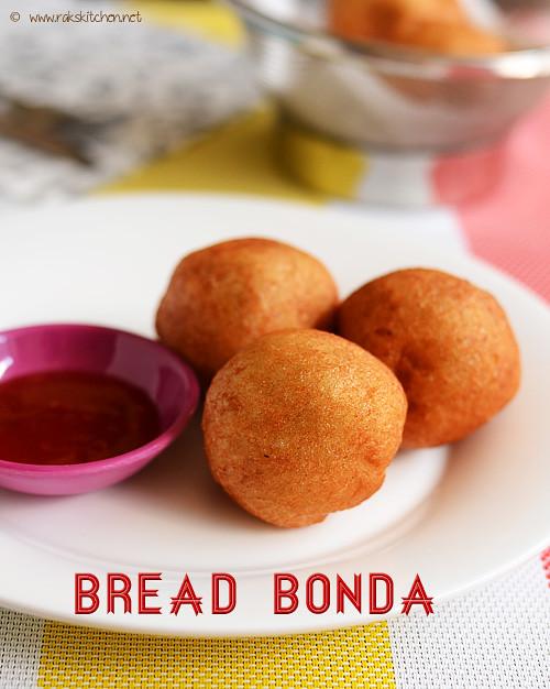 Bread bonda recipe – Kids snacks recipes