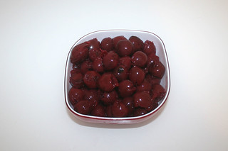 07 - Zutat Sauerkirschen / Ingredient sour cherries