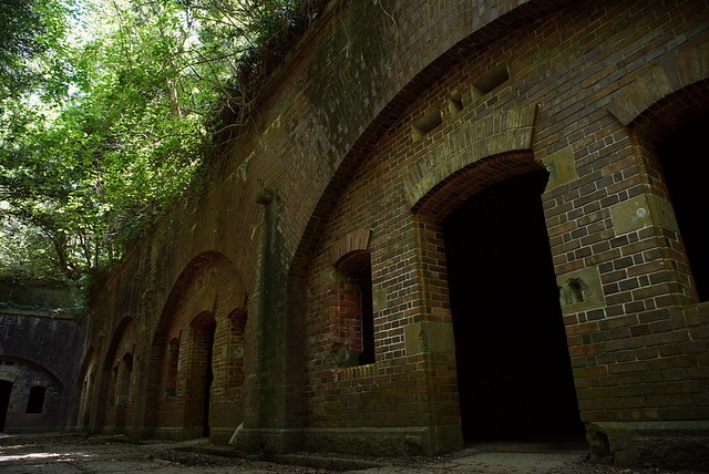 Gun Battery No.3 (outside)