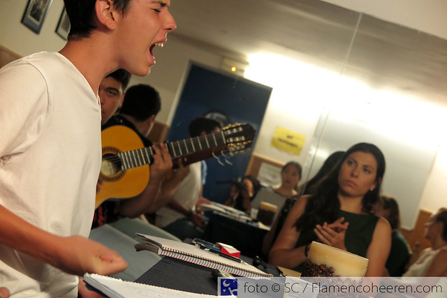 Curso Flamenco Verano 2016 de la Fundación Cristina Heeren