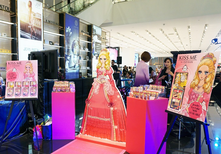 KISS ME, the long lasting eye make-up from Japanese brand Heroine Make  (4)