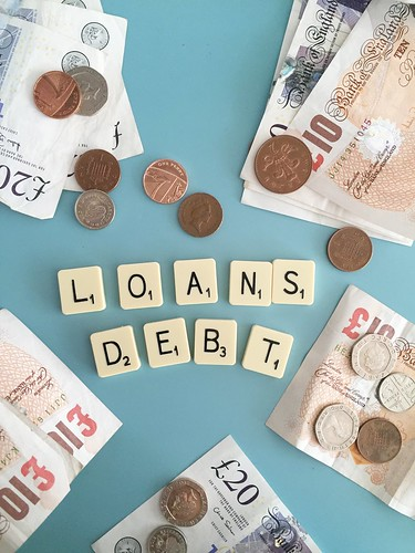 Loans and Debt | by Jonathan Rolande