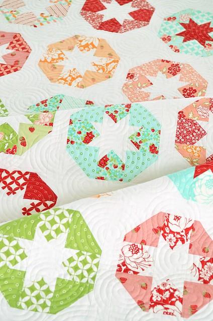 Lollies quilt
