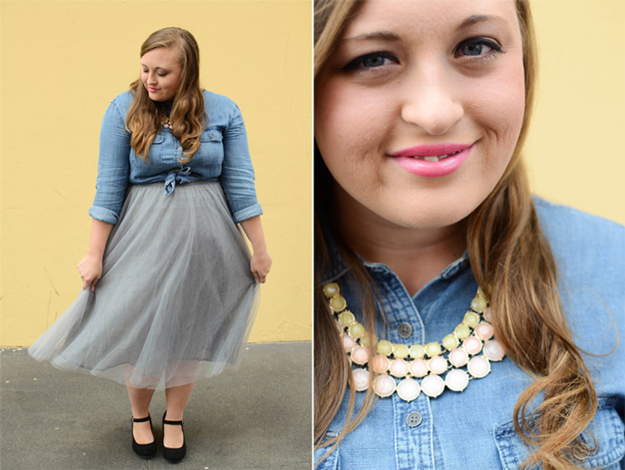 style, outfit, fashion, fashion blogger, skirt, tulle, retro, vintage