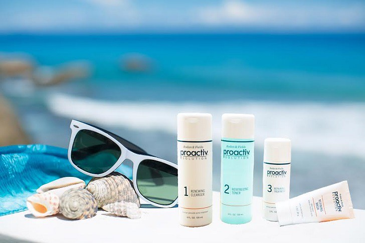 Say Goodbye to Summer Acne with Proactiv