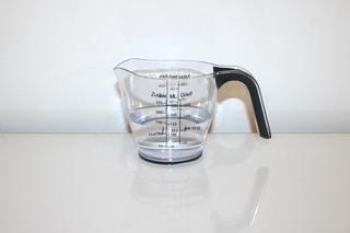 08 - Zutat Wasser / Ingredient water