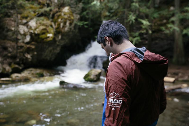 BX Falls, British Columbia