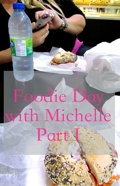 Foodie Day With Michelle Part I