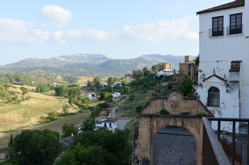 More lovely views of Ronda