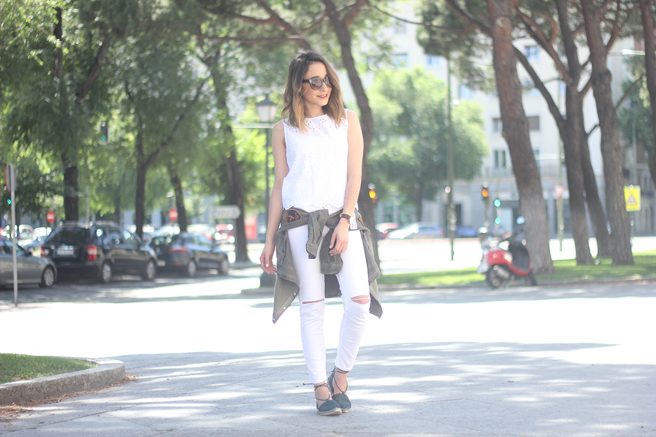espadrilles with white outfit23