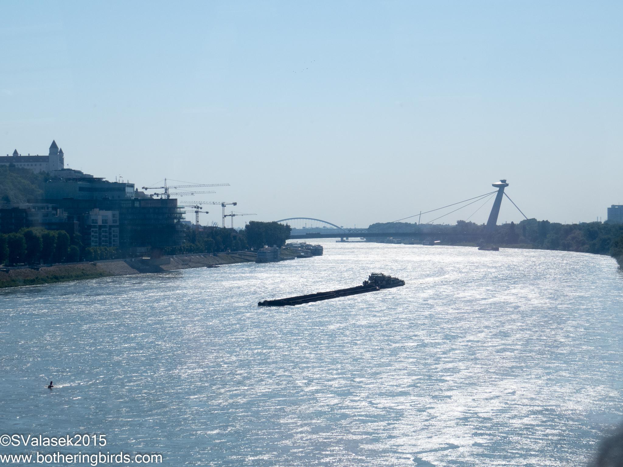River Danube Slovakia