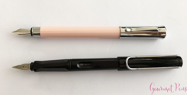 Review Graf Von Faber-Castell Tamitio Fountain Pen @PenBoutique 6