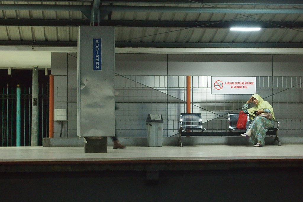 stasiun sudirman
