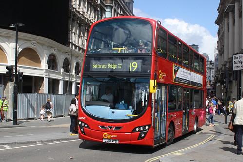 London General WHV21 LJ61NVG