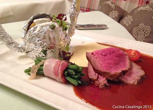 Peternhof Abendessen 2 Hauptspeise