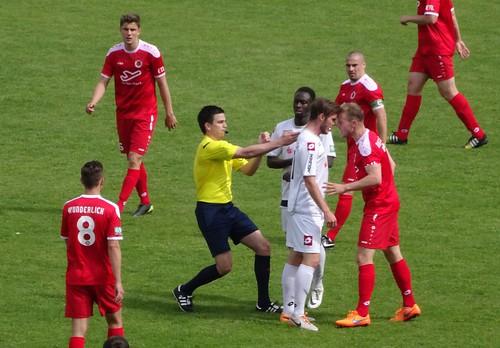 Bonner SC v Viktoria Köln 1:4