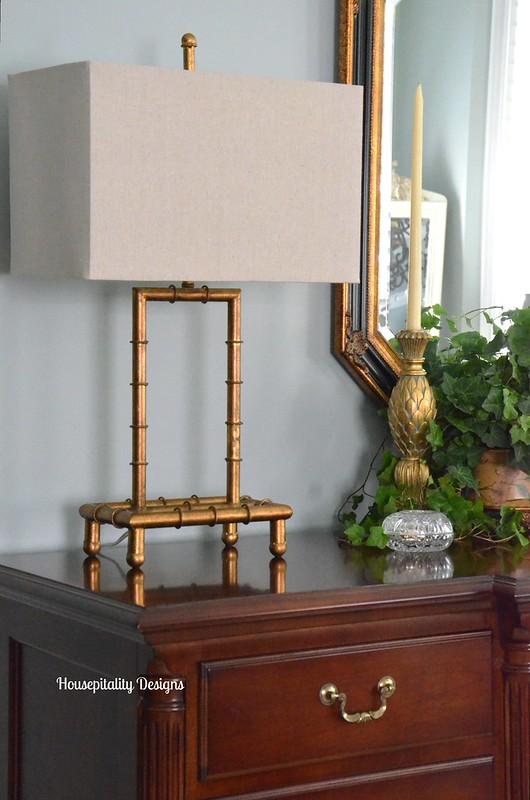 Master Bedroom Dresser/Lamp-Housepitality Designs