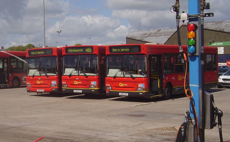 New arrivals for Plymouth Citybus