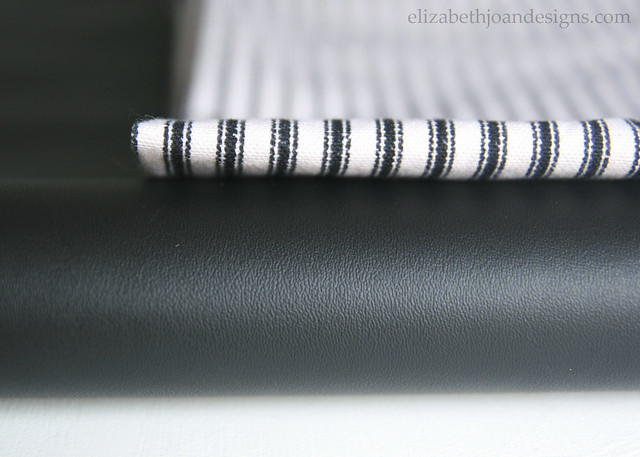 Ticking Fabric Chalk Cloth