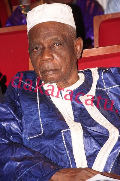 Kabirou Mbodje Ancien Idyle de Pikine et chef de cabinet de senghor-BorderMaker