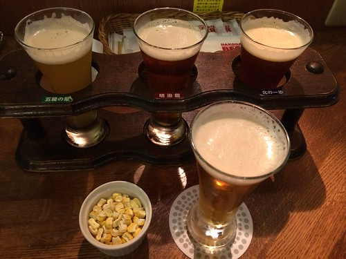 はこだてビール 食べたり飲んだり - 函館