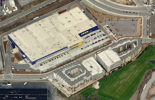 Atlanta Ikea aerial
