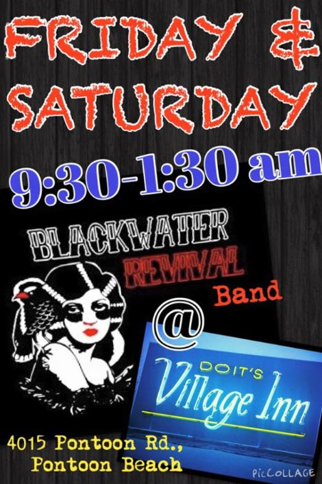 Blackwater Revival 6-5, 6-6-16