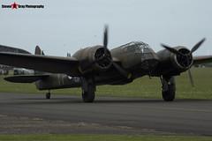 G-BPIV L6739 - 10201 - Blenheim(Duxford) LTD - Fairchild Bolingbroke IVT (Bristol Blenheim 1F) - Duxford, Cambridgeshire - 150523 - Steven Gray - IMG_2420