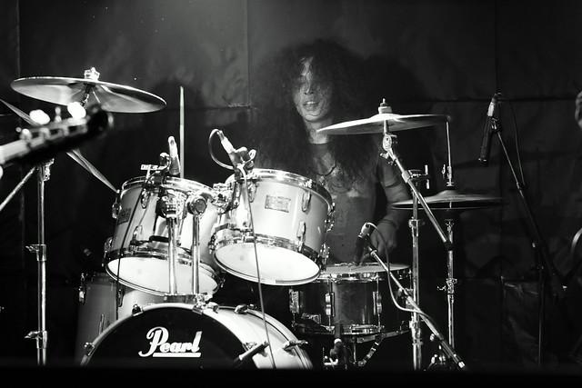 熊のジョン live at Outbreak, Tokyo, 08 Jun 2015. 176