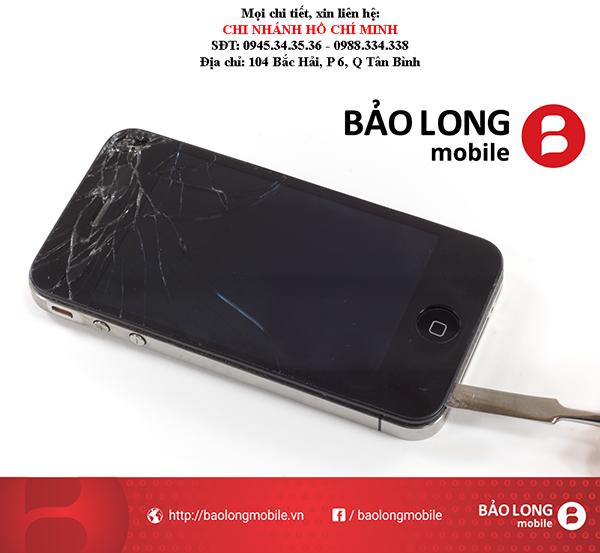 Giải đáp các thắc mắc của người sử dụng trong việc sử dụng Smartphone iPhone 4S bị giựt
