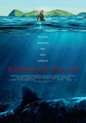 Karanlık Sular - The Shallows (2016)