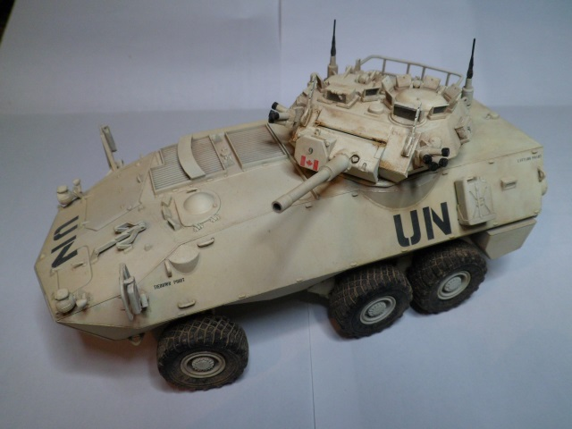 Pas-à-pas : AVGP Cougar Improved version [Trumpeter 1/35] - Page 3 28704739652_071971eed3_o