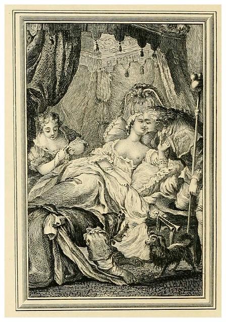 007- El halcon-Tales and Novels in verse-1896- Ilust. Charles Eisen