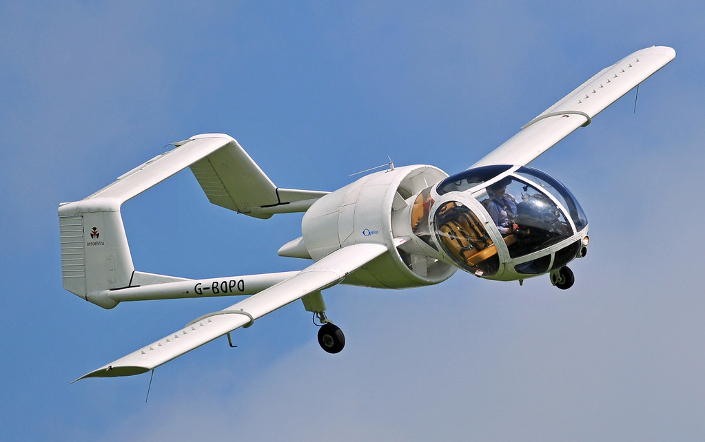Edgley EA-7 Optica