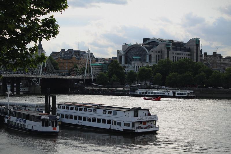 River Thames Boats