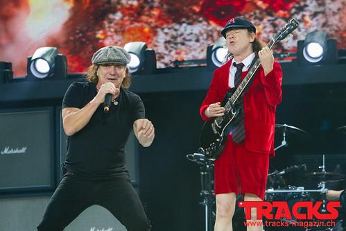 AC/DC @ Letzigrund - Zurich