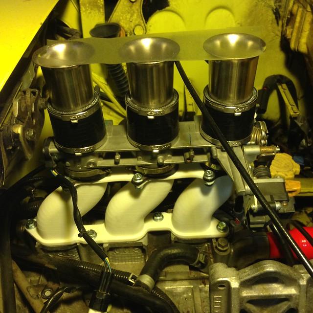 FS: (CA) '74 914 flat 6 Subaru project - 914club com