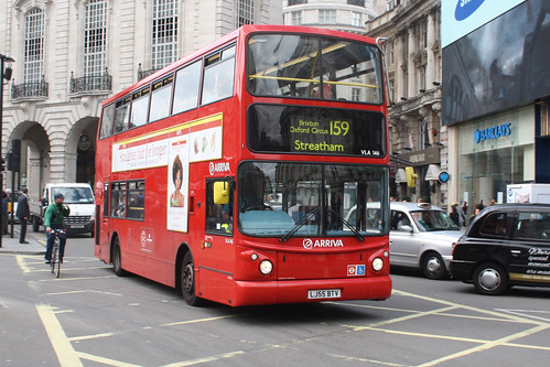 Arriva London South VLA146 LJ55BTV