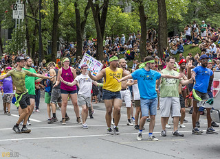 Gaymers Pride Parade 2016 - 01 | by Eva Blue