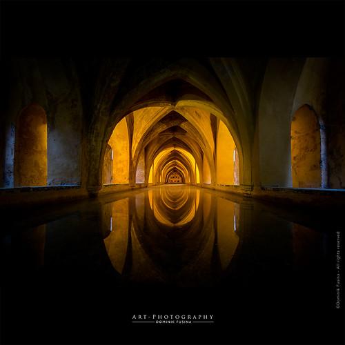 Alcazar reflexion | FUJI x-T1