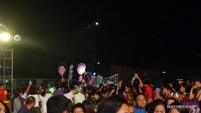 Kapamilya Karavan in Dagupan City - Bangus Festival 2015