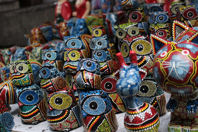 Ubud crafts
