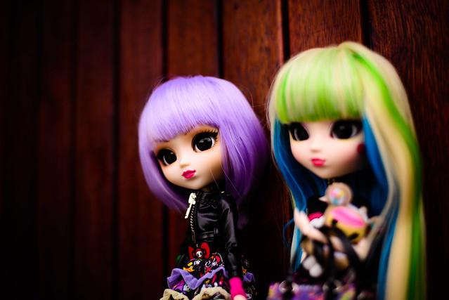 Violetta & Luna