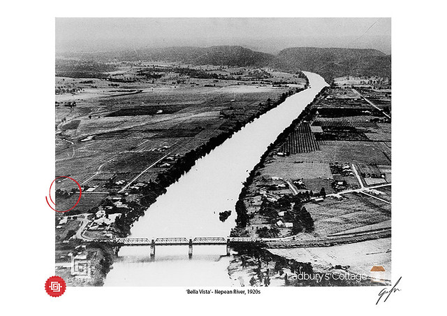 Nepean River - 1920s