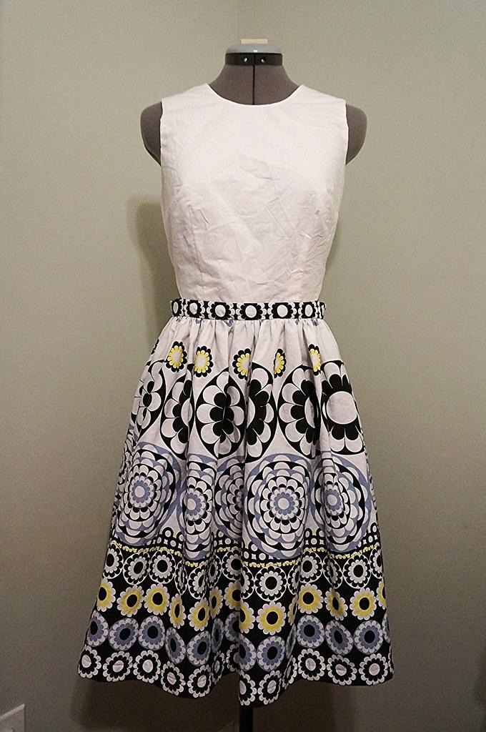 Bonnell Dress pt 1