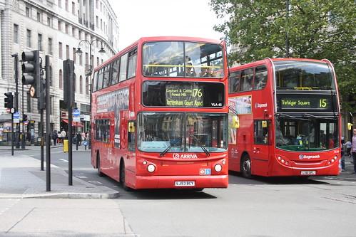 Arriva London South VLA45 LJ53BCY
