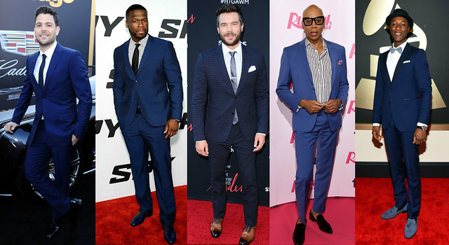 how-to-style-mens-different-shades-of-blue-suits