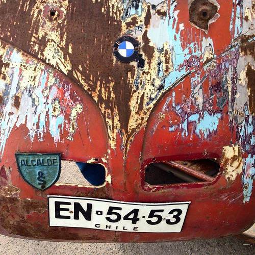 BMW Isetta - Santiago, Chile