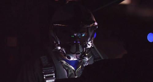 Boeing Digital Joint Helmet Mounted Cueing System